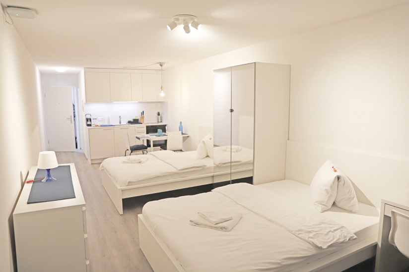 City Campus - BHMS Luzern - Double Room